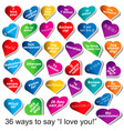 36 ways to say i love you