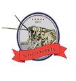 locust vector image vector image
