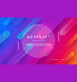abstract dynamic modern background vector image