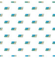 book two pattern seamless vector image vector image