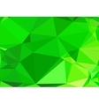 Polygonal abstract background low poly shades of vector image