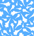 Seamless texture of plane vector image