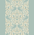 baroque seamless pattern royal texture vector image vector image