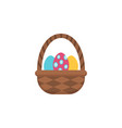 easter symbol for your web design logo vector image