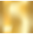 Gold texture seamless pattern 1 vector image vector image