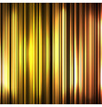golden and shiny stripes background vector image