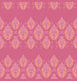 indian ornament beetles stripe vector image vector image
