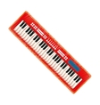 piano music instrument vector image vector image