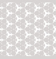 subtle white and gray texture seamless pattern vector image vector image