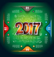 2017 new year infographic and business plan