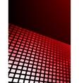 Red waveform background EPS 8