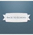 Back to School special Tag vector image vector image