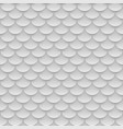 tile fish scales seamless pattern abstract vector image vector image