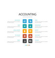 accounting infographic 10 option conceptasset