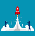 people and start up concept business vector image vector image