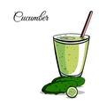 SmoothieIngredient9 vector image vector image