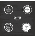 Special Coffee Labels vector image vector image