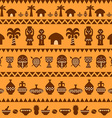 African Tribal Pattern Ethnic ornament vector image vector image