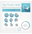 Infographic Elements vector image