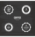 Special Coffee Labels vector image