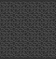 islamic style seamless pattern vector image