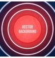 Geometric Background Neon lights Grunge background vector image