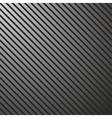 Dark striped background vector image vector image