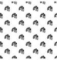 pneumonia virus lungs pattern seamless vector image