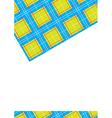 Tartan Background vector image vector image