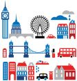 silhouettes of european cities