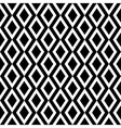 Seamless geometry pattern vector image vector image