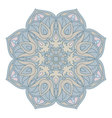 Mandala Oriental decorative element Islam Arabic vector image vector image