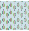 pattern with aerostat elements vector image vector image