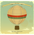 Vintage balloon vector | Price: 3 Credits (USD $3)