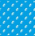 Air paint sprayer pattern seamless blue
