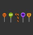 Halloween candy sweet candies scary bat lollipop