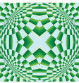 Optical expansion vector image