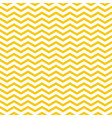 yellow zigzag pattern seamless background vector image vector image