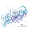 Abstract neat Background vector image vector image