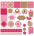 Princess Girl Birthday Set