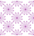 Stylish seamless pattern vector image