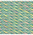 Decorative spiral seamless pattern vector image