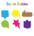 speech bubble icon talk background element chat vector image vector image