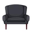 An armchair vector image