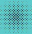 background with halftone effect vector image