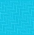 stylish seamless geometric pattern - simple design vector image vector image