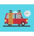 Car service Auto wash and transport cleaning vector image vector image