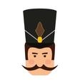 Soldier icon Toy design graphic