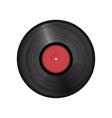 retro vinyl record - vector image