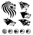 Wild beast symbol vector | Price: 1 Credit (USD $1)
